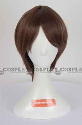 Brown Wig (Short,Straight,Keima)