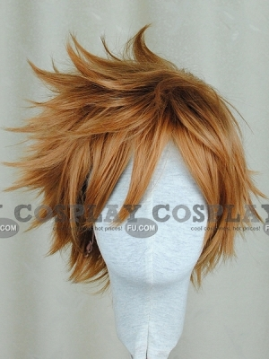 Brown Wig (Short,Straight,Roxas)