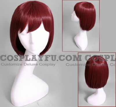 Red Wig (Short,Straight,Shoko)