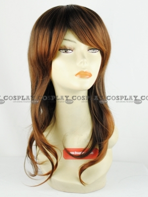 Brown Wig (Wavy,Medium,Stephanie)