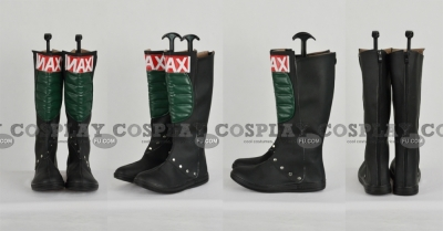 Bulma Shoes from Dragon Ball