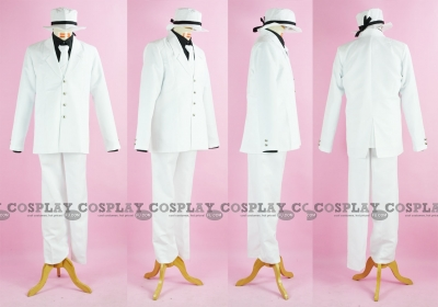 Byakuran Cosplay (Uniform) from Katekyo Hitman Reborn