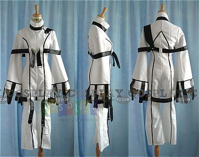 C.C. Cosplay Costume White from Code Geass
