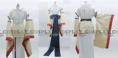 CEO Amaterasu Cosplay from Cardfight Vanguard