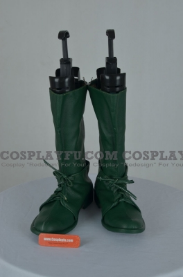 Caesar Shoes (B518) from JoJos Bizarre Adventure