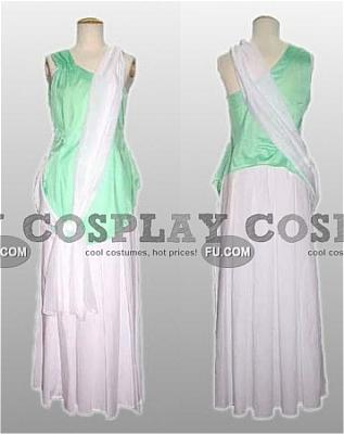Cagalli Cosplay (Wedding Dress) from Gundam Seed