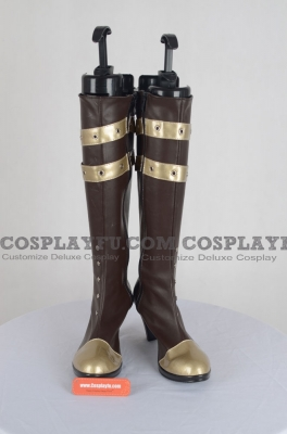 Caitlyn Shoes (C252) from League of Legends