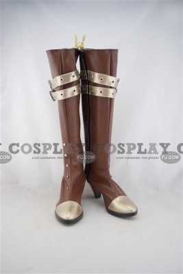 Caitlyn Shoes (C529) from League of Legends