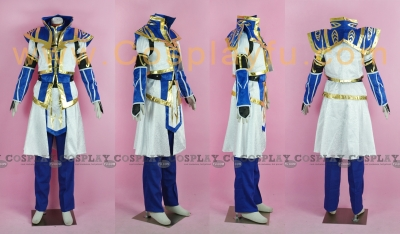 Cao Pi Cosplay from Dynasty Warriors 7