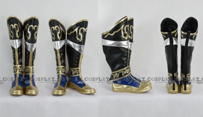 Cao Pi Shoes (C258) from Dynasty Warriors