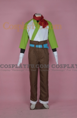 Capel Costume from Tales of Vesperia
