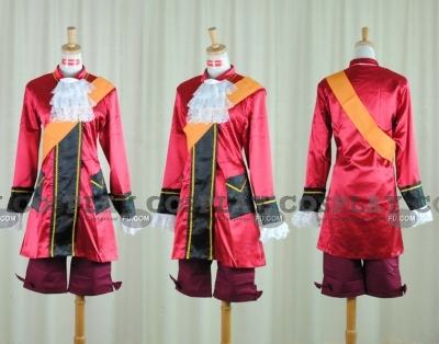 Captain Hook Costume from Peter Pan