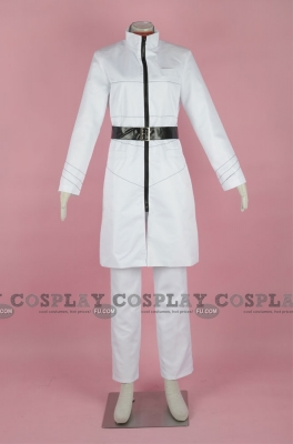 Captain Kobayashi Cosplay from Knights of Sidonia