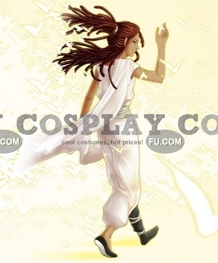 Cassim Cosplay from Magi