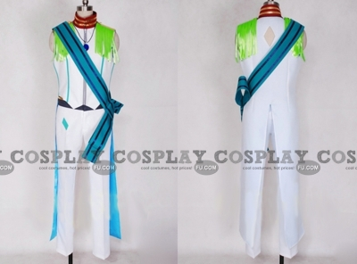 Cecil Cosplay (Love 2000) from Uta no Prince sama