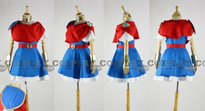 Chacha Costume from Akazukin Chacha