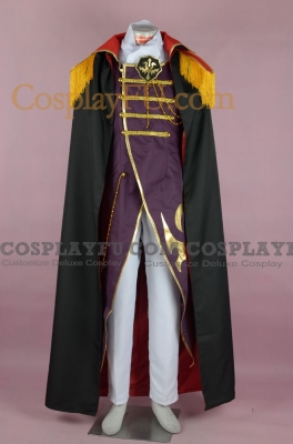 Charles Cosplay from Code Geass