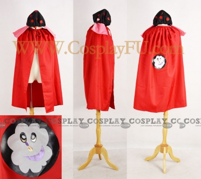 Charlotte Cosplay (Hat and Cloak) from Puella Magi Madoka Magica