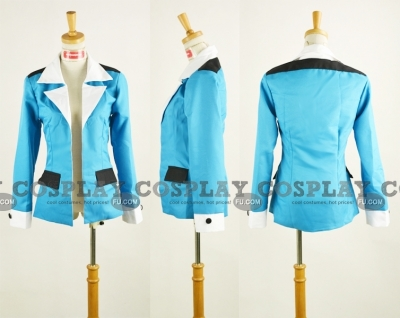 Cheren Coat from Pokemon