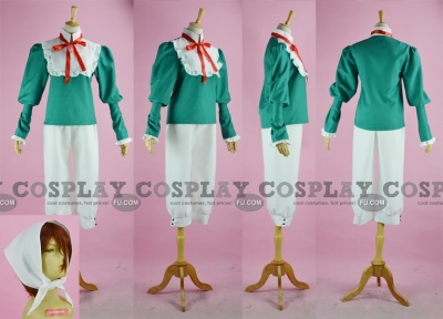 Chibiromano Cosplay from from Axis Powers Hetalia