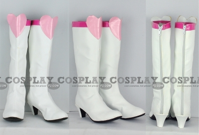 Chibiusa Shoes from Sailor Moon