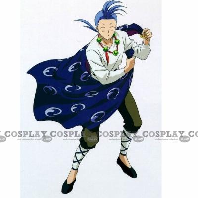 Chichiri Cosplay (2nd) from Fushigi Yugi