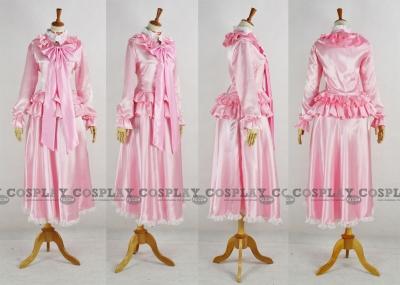 Chihaya Cosplay (Pink Pajamas) from Otome wa Boku ni Koishiteru