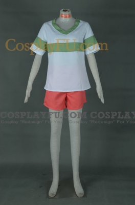 Chihiro Costume from Spirited Away