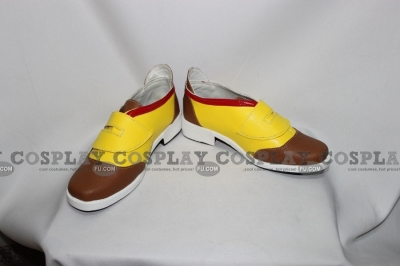 Chihiro Shoes (Q549) from Spirited Away