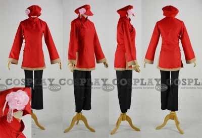 China Cosplay from Axis Powers Hetalia