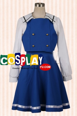 Chino Cosplay (School Uniform) from Is the Order a Rabbit