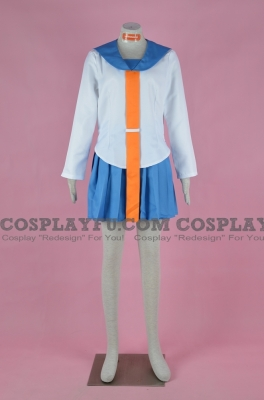 Chitoge Cosplay from Nisekoi