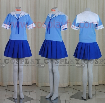 Chiyo Cosplay (Summer Uniform) from Azumanga Daioh