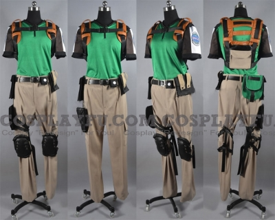 Chris Costume from Resident Evil 5