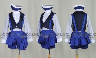 Ciel Cosplay (Circus 49-002) from Kuroshitsuji