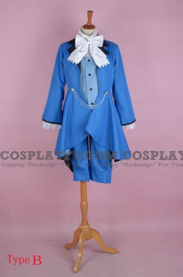 Ciel Cosplay (with hat) from Kuroshitsuji