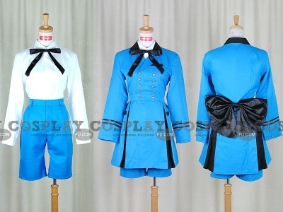 Ciel Cosplay from Black Butler Season 2