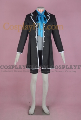 Ciel Costume from Kuroshitsuji