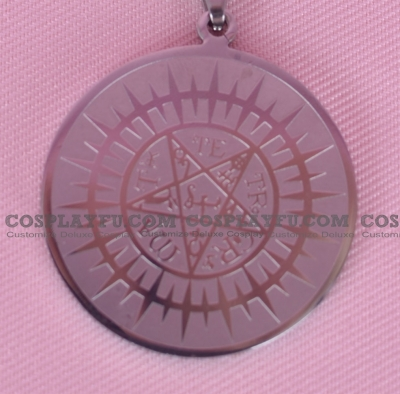 Ciel Necklace (Pentacle) from Kuroshitsuji