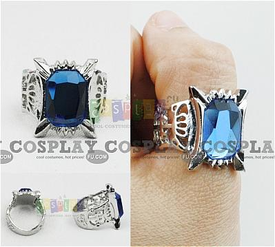 Ciel Phantomuhaivu Ring from Kuroshitsuji