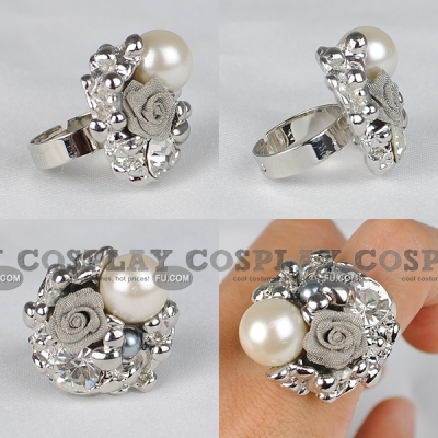 Ciel Ring (Pearl) from Kuroshitsuji