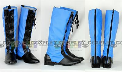 Ciel Shoes (Blue Black) from Kuroshitsuji