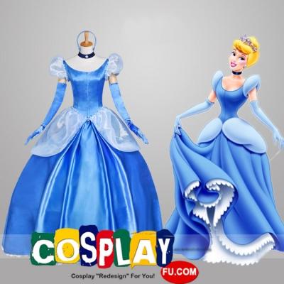 Cinderella Cosplay (2nd) from Cinderella