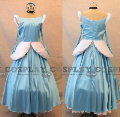 Cinderella Cosplay from Cinderella