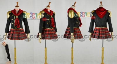 Cinque Costume (B129) from Final Fantasy Type 0