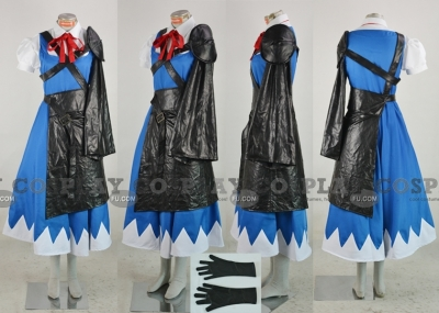 Cirno Cosplay from Touhou Fantasy
