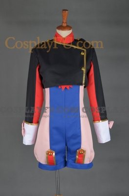 Clan Clang Costume from Macross Frontier