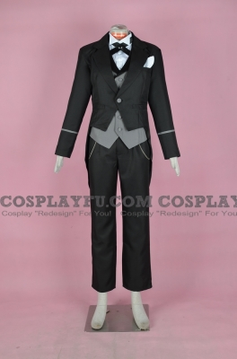Claude Costume from Black Butler Season 2
