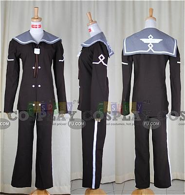 Claus Costume from Last Exile