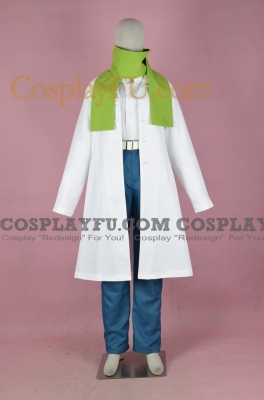 Clear Cosplay from DRAMAtical Murder